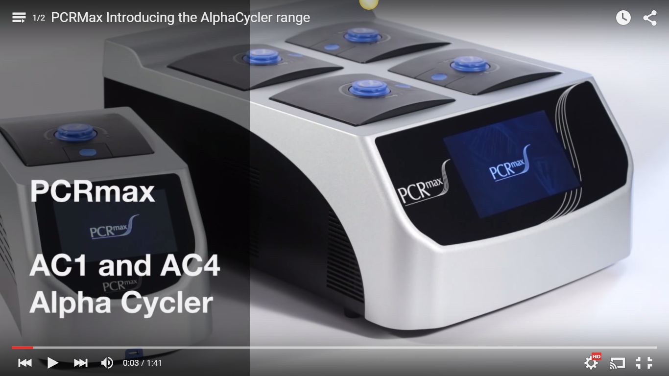 Introducing AlphaCycler Range